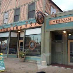 Ferdinands Mexican American Restaurant 22 Reviews Mexican