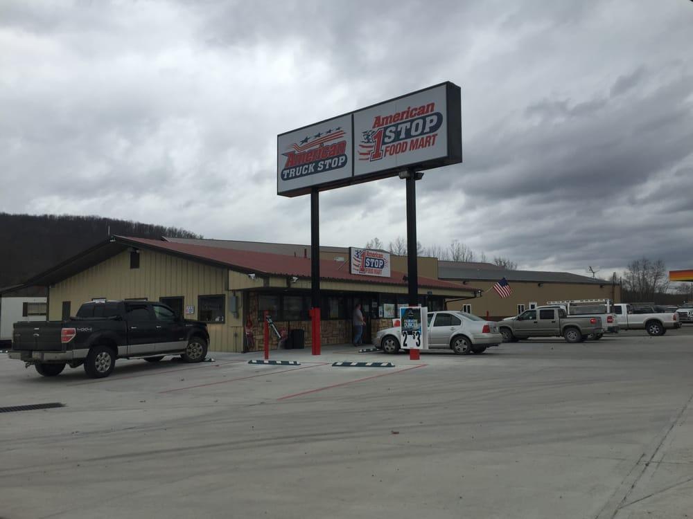American Truck Stop Restaurant Auto Repair 2720 S