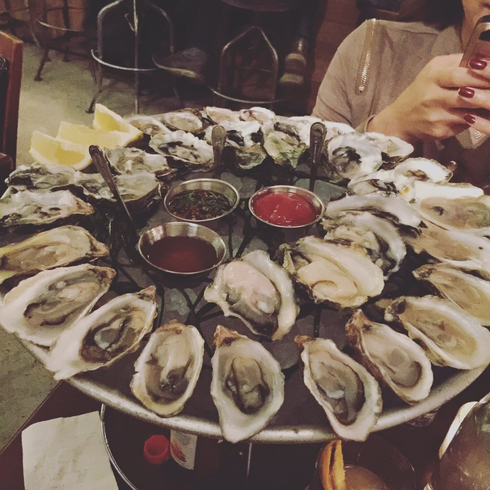 HH oysters- pretty good. - Yelp