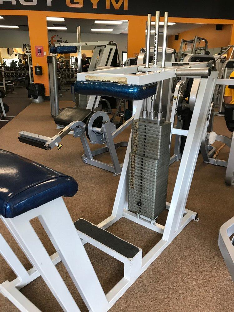 Energy Gym: 36666 Bluewater Run W, Selbyville, DE