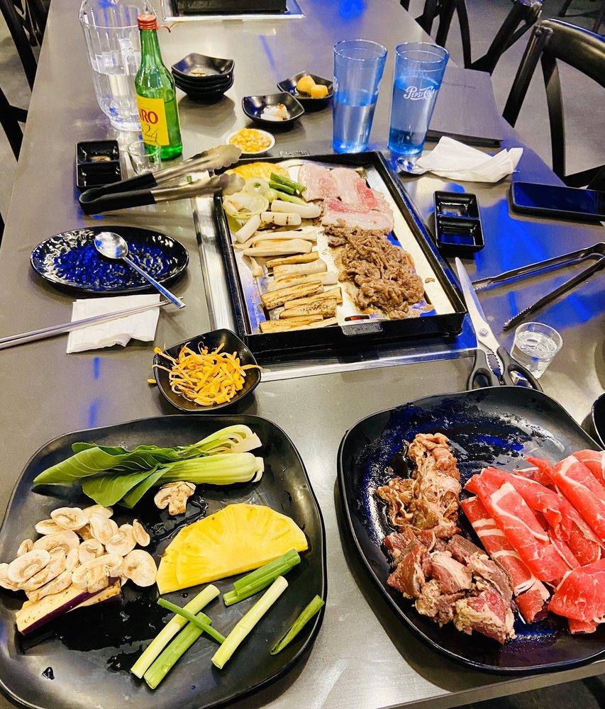 K Town Korean BBQ: 8725 NE Hwy 99, Vancouver, WA