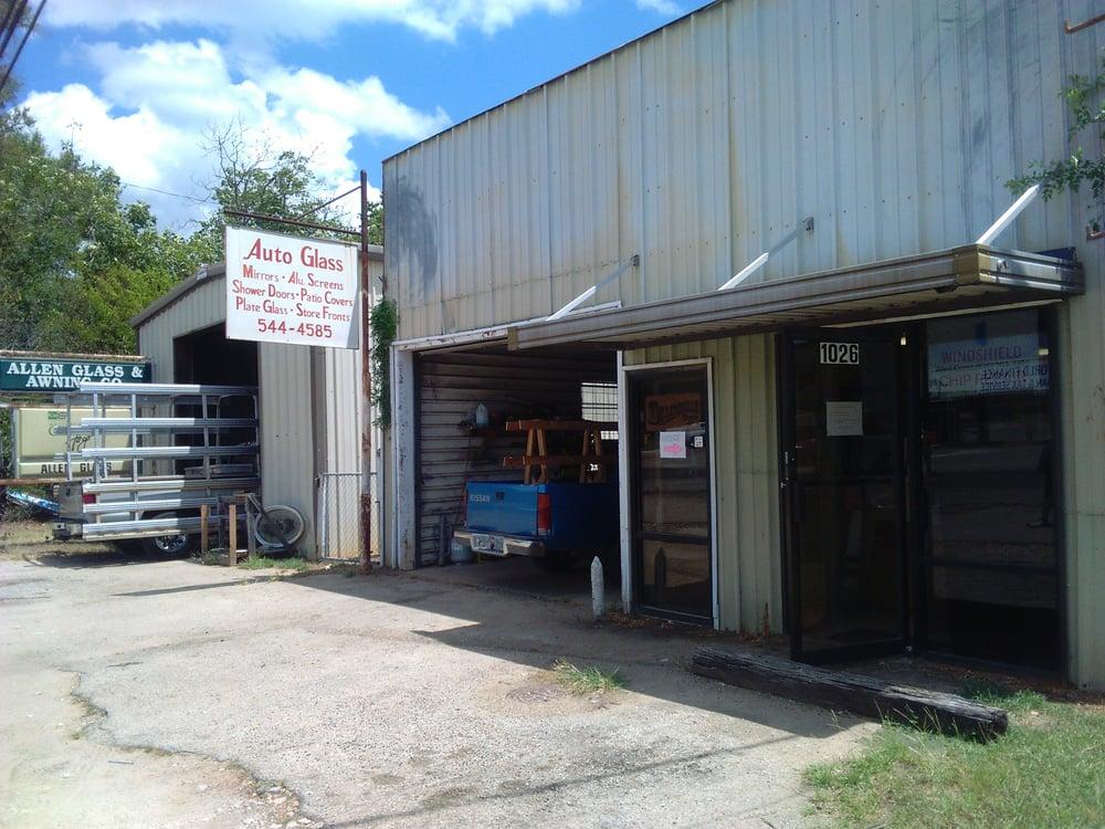 Allen Glass & Awning: 1026 S 4th St, Crockett, TX