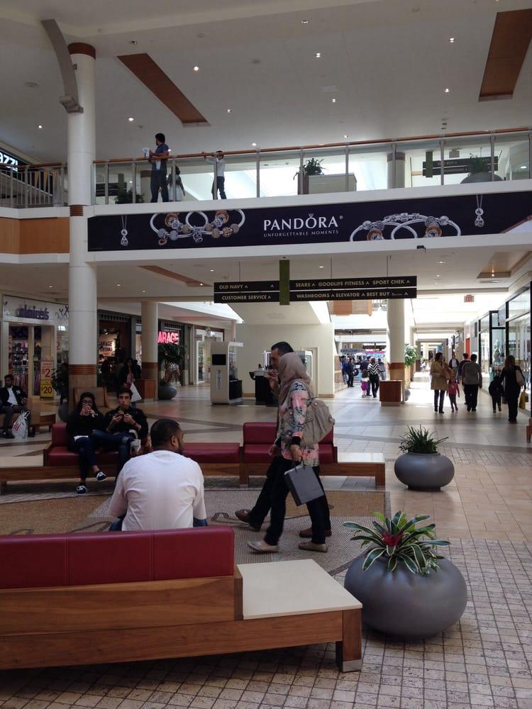 Bramalea City Centre Food Court Restaurants
