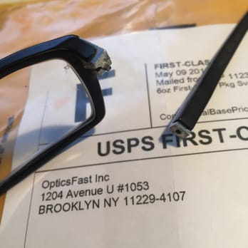 Glasses Repair Nyc Yelp : OpticsFast - 29 Photos & 137 Reviews - Eyewear & Opticians ...