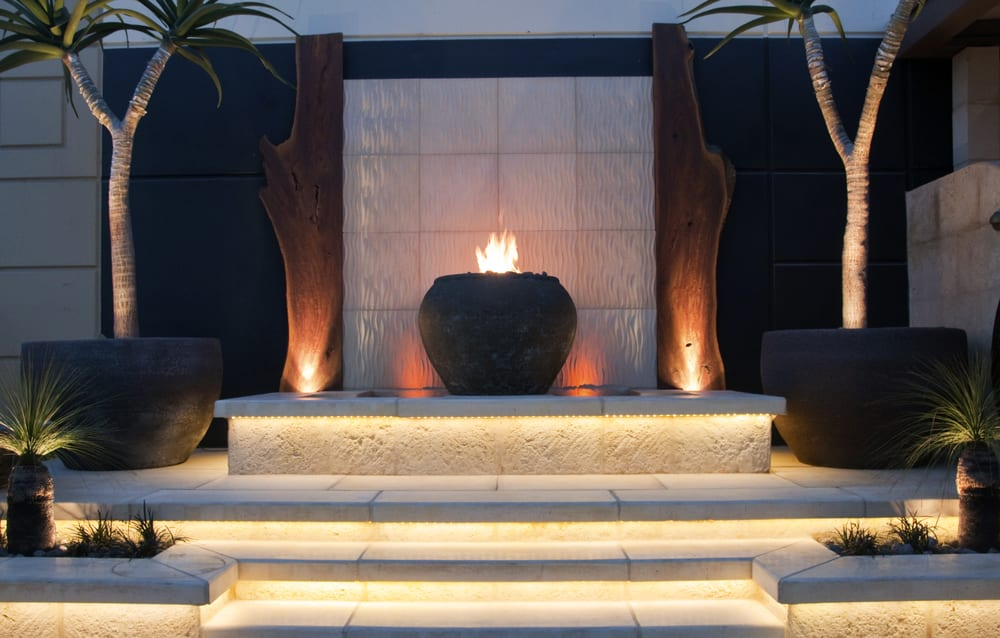 Led strip lighting is a great way to highlight steps for safety photo of led outdoor kent town south australia australia led strip lighting is mozeypictures Choice Image