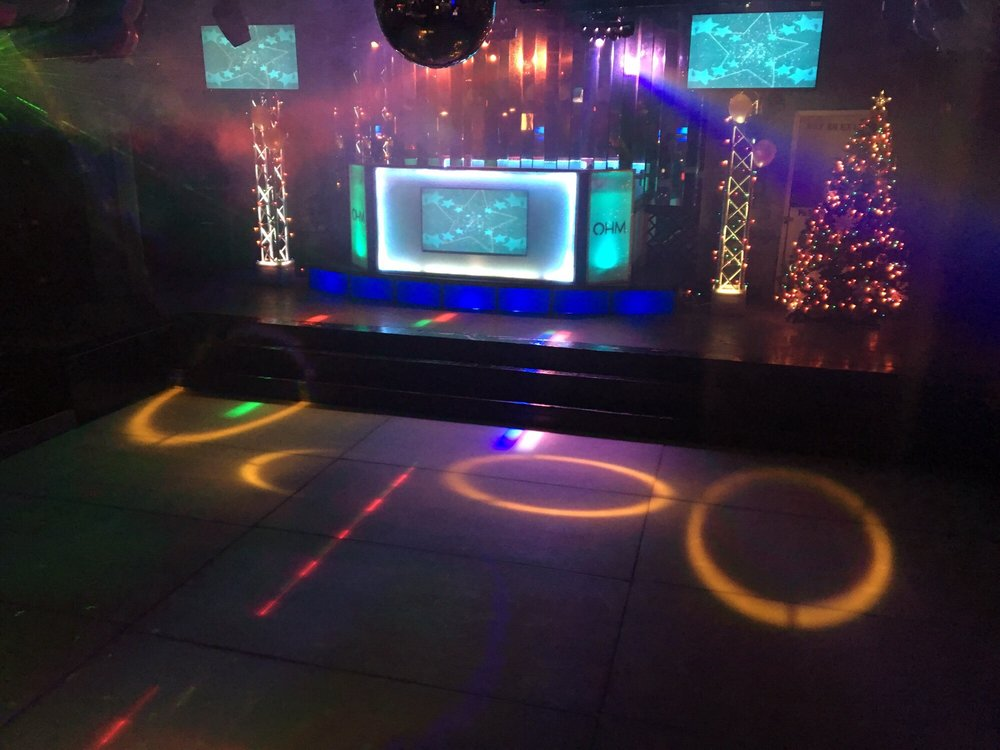 OHM Nightclub and Bar: 2211 Marsha Sharp Fwy, Lubbock, TX