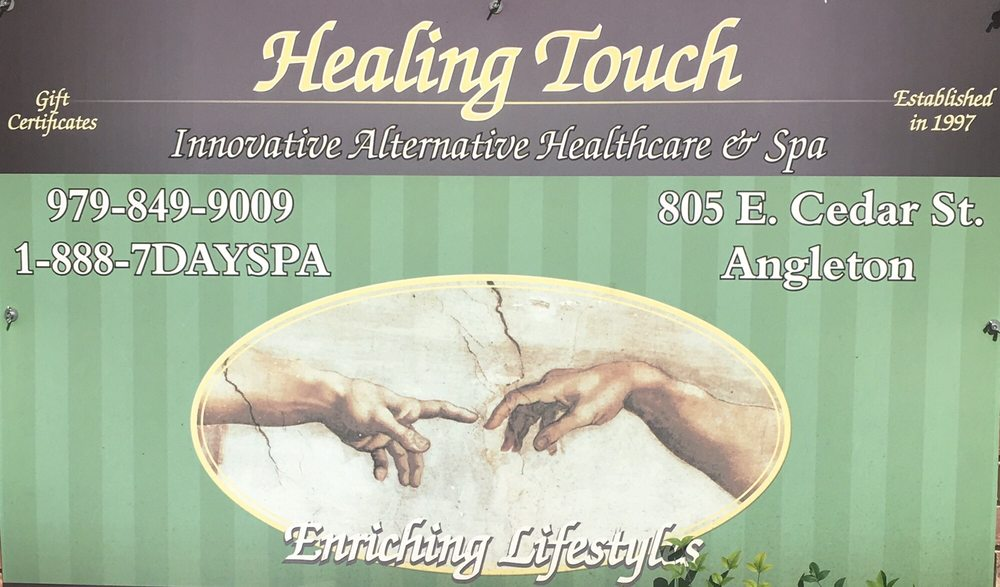 Healing InSPArations: 805 E Cedar St, Angleton, TX