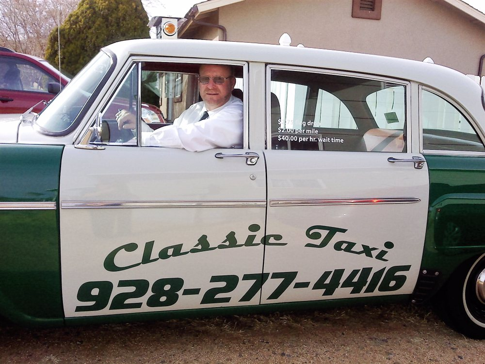 Classic Taxi: 1113 E Gurley St, Prescott, AZ