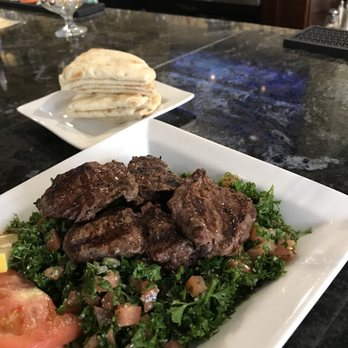 Photo Of The Canopy Mediterranean Grill Cleveland Oh United States Tabouli Salad