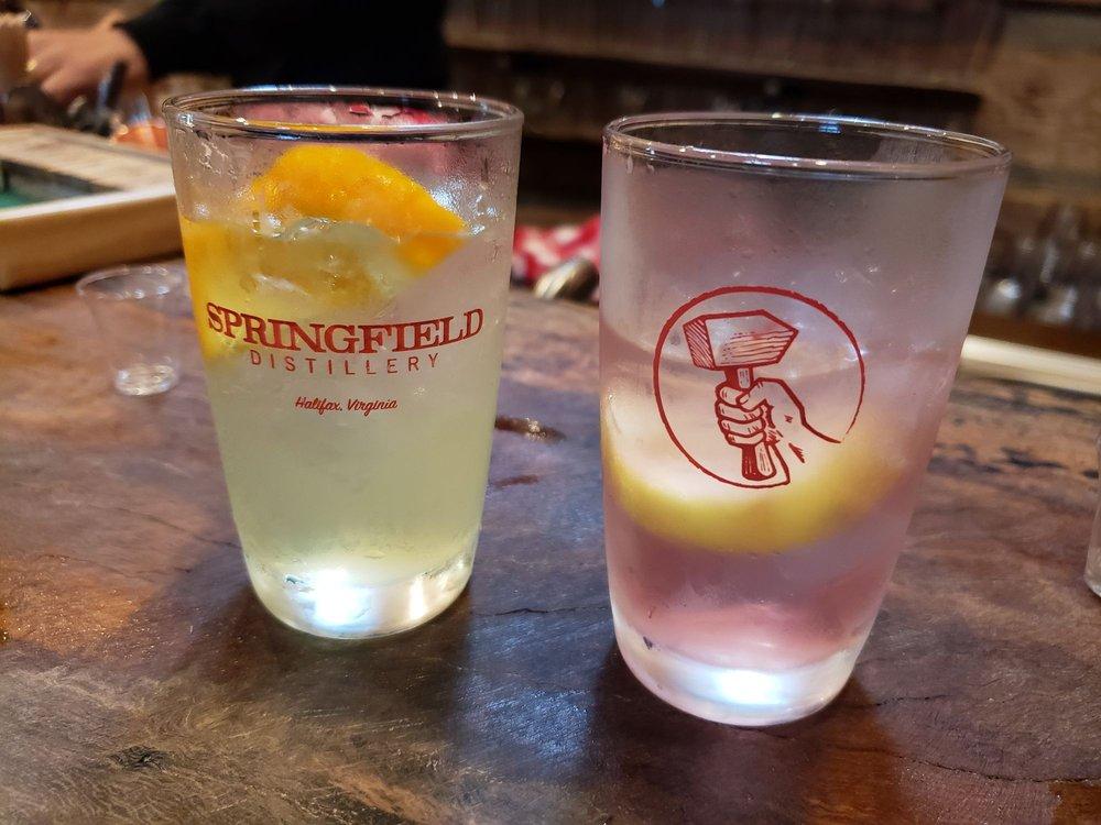 Springfield Distillery: 9040 River Rd, Halifax, VA