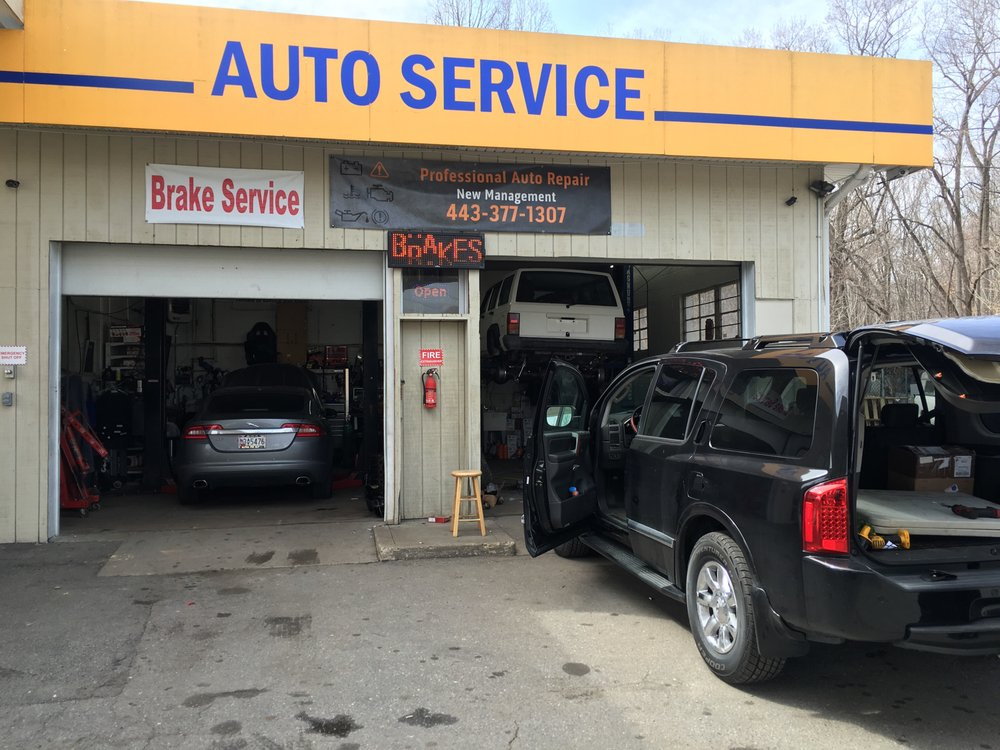 Professional auto repair garages 6303 crain hwy upper for Garage md auto
