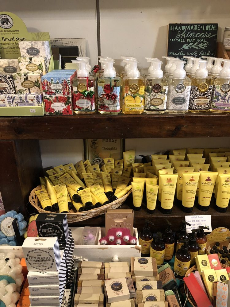 Mountain Laurel Gifts & Accessories: 25 S Court St, Athens, OH