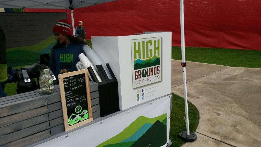 High Grounds Coffee Company: 717 Signal Mtn Rd, Chattanooga, TN