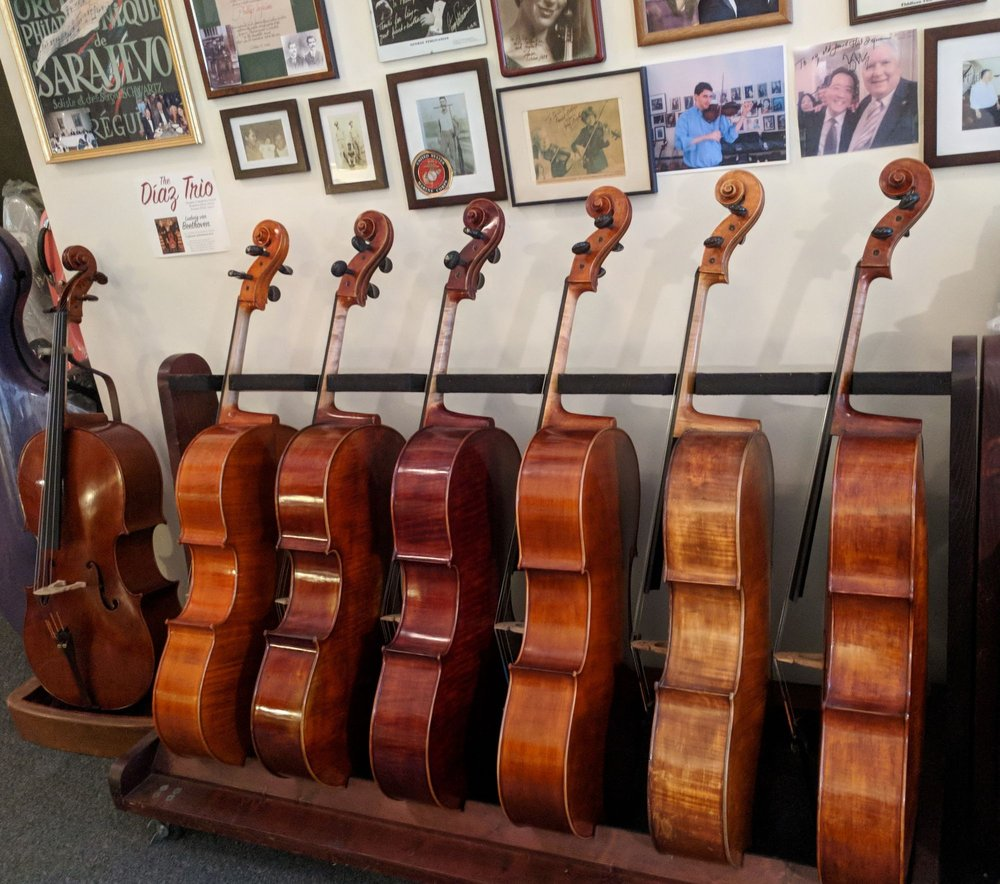 Phillip Injeian Violin Shop