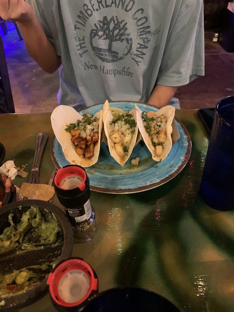 Luckys Taqueria & Cantina: 17 Merchants Walk, Blairsville, GA