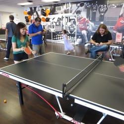 Photo Of TopSpin Table Tennis   Atlanta, GA, United States. Grand Opening  Free