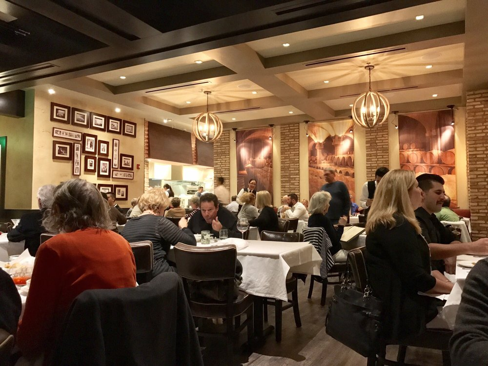 Italian Restaurant Near Flamingo Hotel Las Vegas