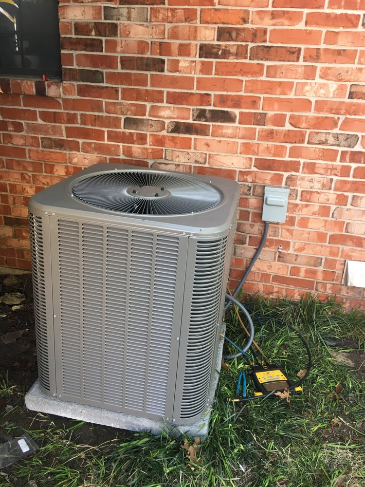 lennox 14 seer. photo of christopher dean refrigeration \u0026 clean air systems - irving, tx, united states lennox 14 seer t