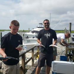 Deep sea express fishing charters angeln wrightsville for Nc deep sea fishing charters