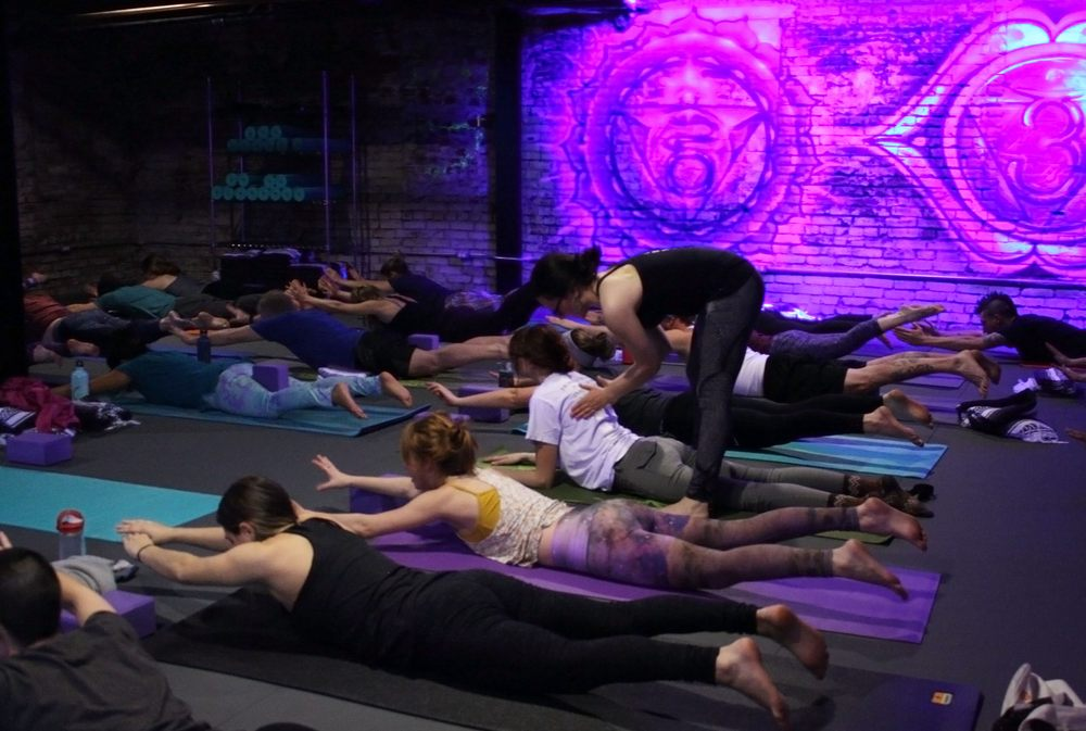 RiNo Yoga Social: 3101 Walnut St, Denver, CO