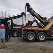 j hook towing and recovery