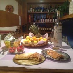 La Piazzetta Cucina Italiana Via Roma 13a Courmayeur Aosta