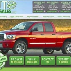Auto Credit Sales >> Auto Credit Sales Auto Loan Providers 10819 E Sprague