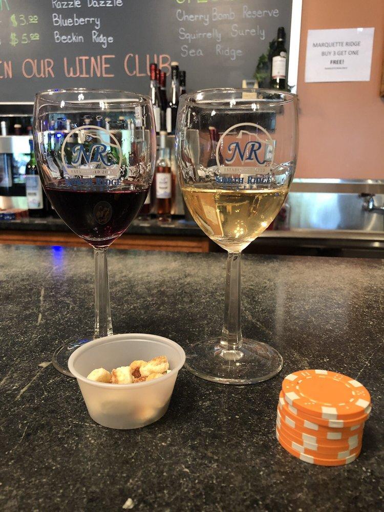 North Ridge Winery: 7750 Hwy 95 NE, North Branch, MN