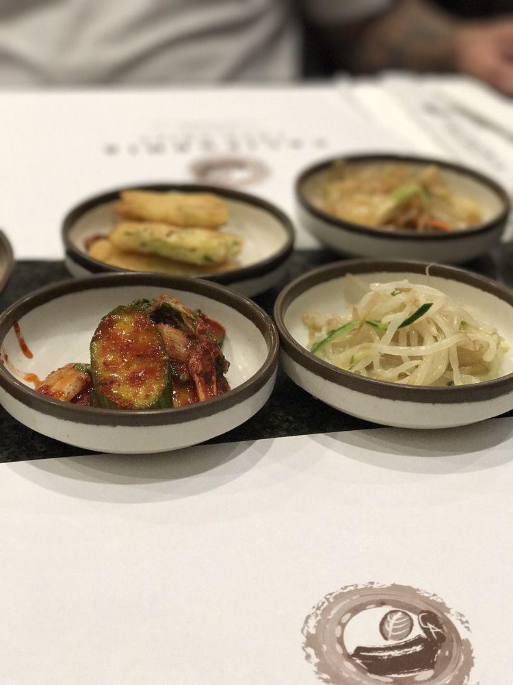 California tofu grill 244 foto e 94 recensioni cucina for Cucina coreana