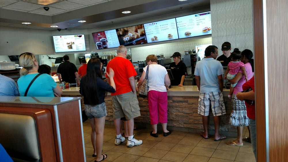 McDonald's: 1005 E Southline Rd, Tuscola, IL