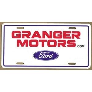 Granger Ford: 1708 Sycamore St, Granger, IA