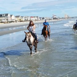 Photo Of Horseback Riding Myrtle Beach Conway Sc United States Best