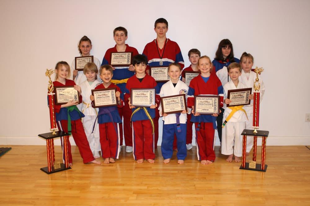 Premier Martial Arts: 2720 Mercer Rd, New Castle, PA