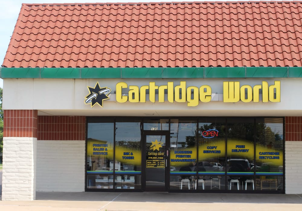 Cartridge World: 2250 N Rock Rd, Wichita, KS