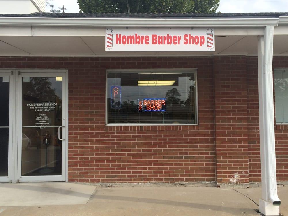 Hombre Barber Shop
