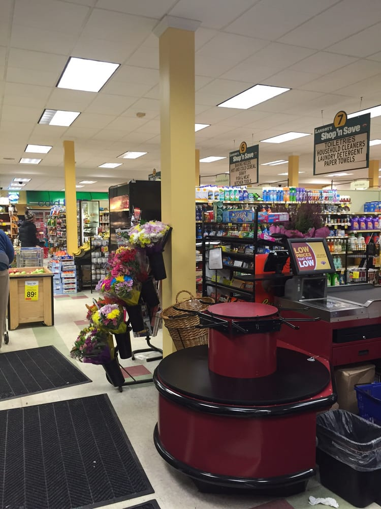 Landry's Shop 'N Save: 2 Cascade Rd, Old Orchard Beach, ME