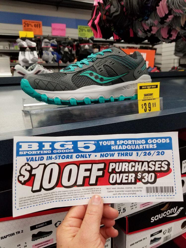 Big 5 Sports: 17307 SE 272nd St, Covington, WA