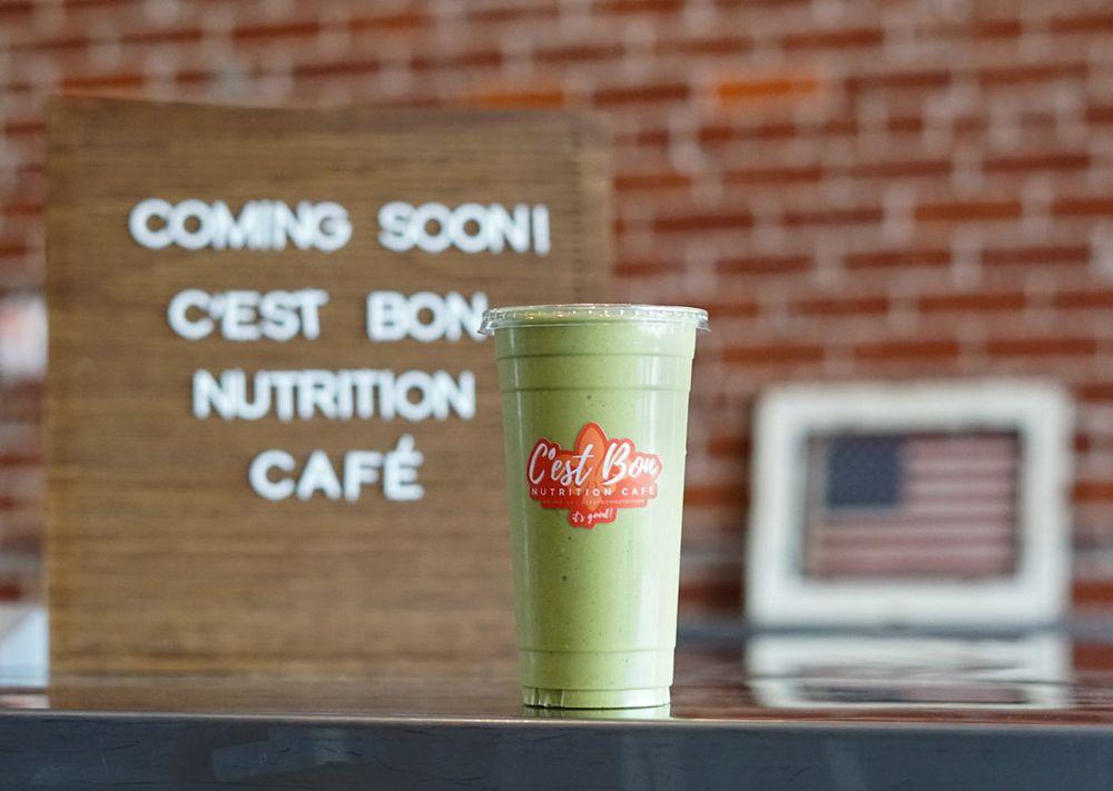 C'est Bon Nutrition Café: 605 Barrow St, Houma, LA