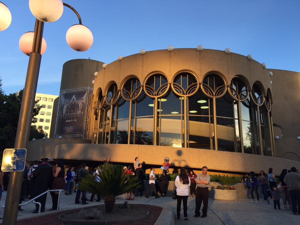 Restaurants Near San Jose Center For The Performing Arts