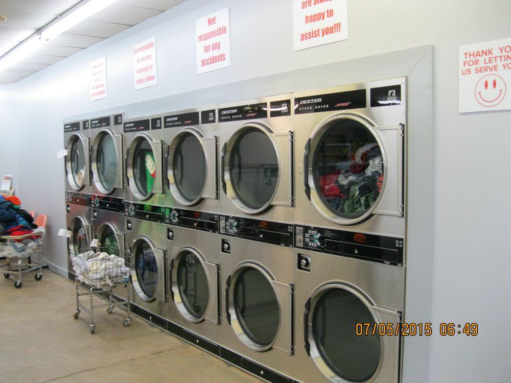 Doug's Laundry: 5817 NW 50th St, Warr Acres, OK