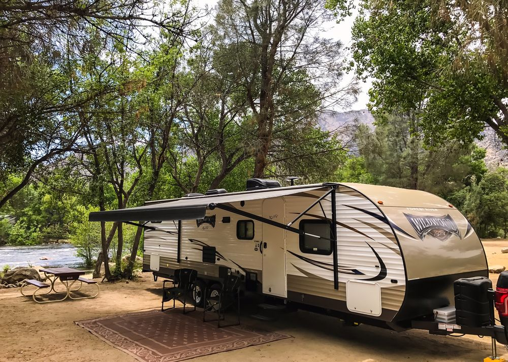 Camping on the Kern: 6505 Wofford Blvd, Wofford Heights, CA