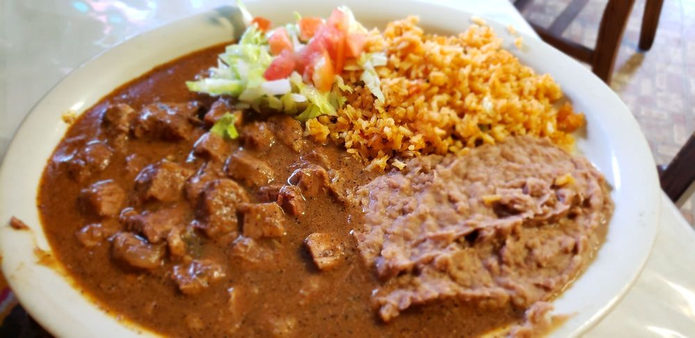 Andrea's Mexican Restaurant: 901 US Hwy 90 W, Castroville, TX