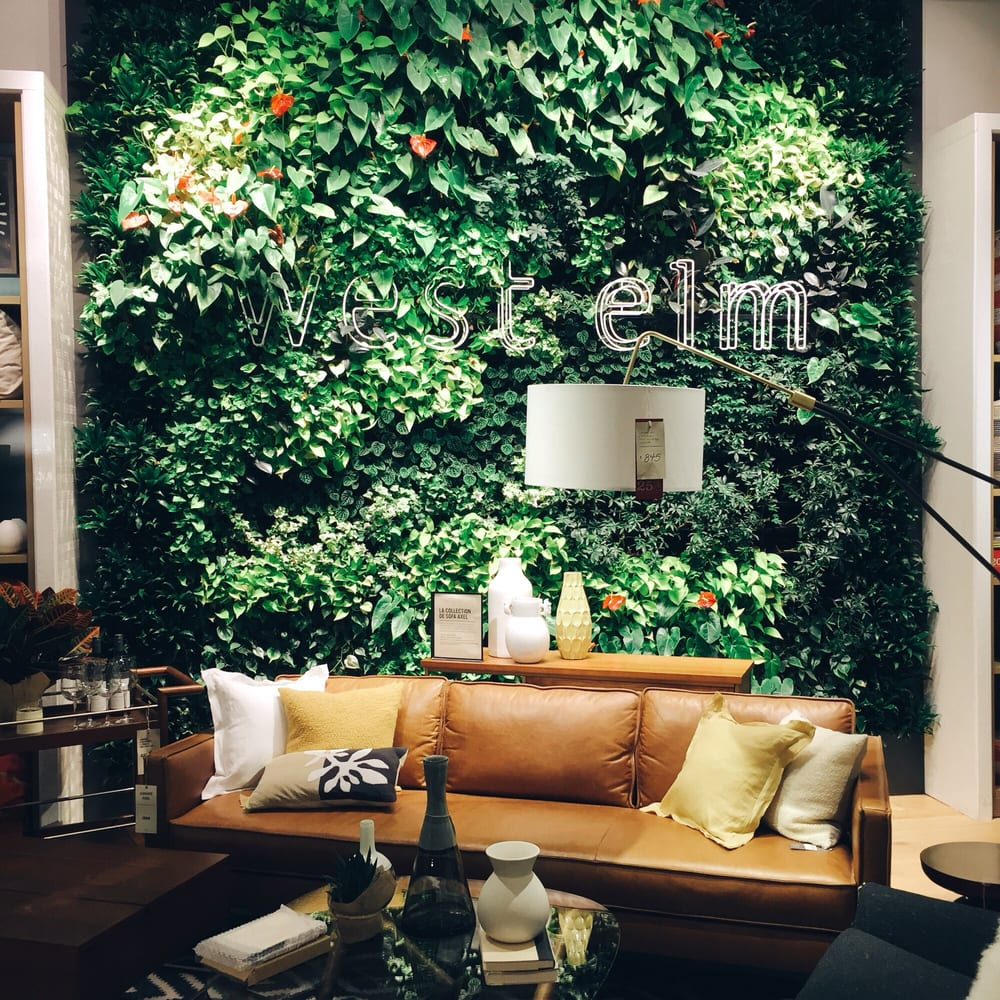 West elm d coration d int rieur 995 rue wellington for Decoration interieur montreal