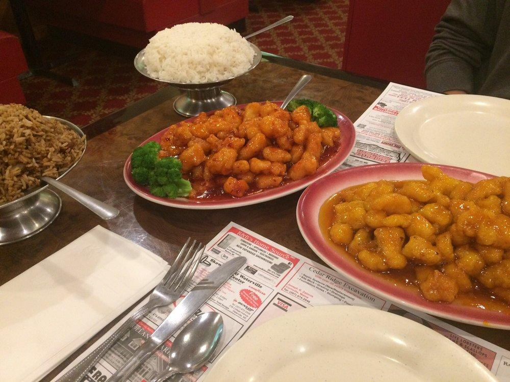 Pak Lee Chinese Restaurant: 252 Madison Ave, Skowhegan, ME