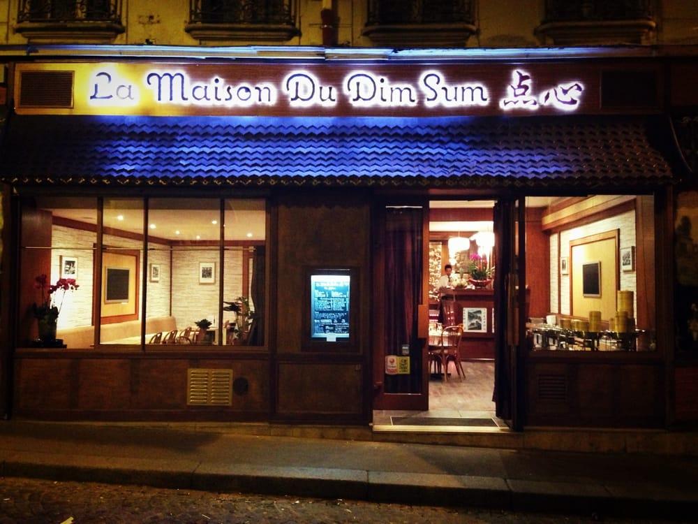 La maison du dim sum yelp for Maison du the paris