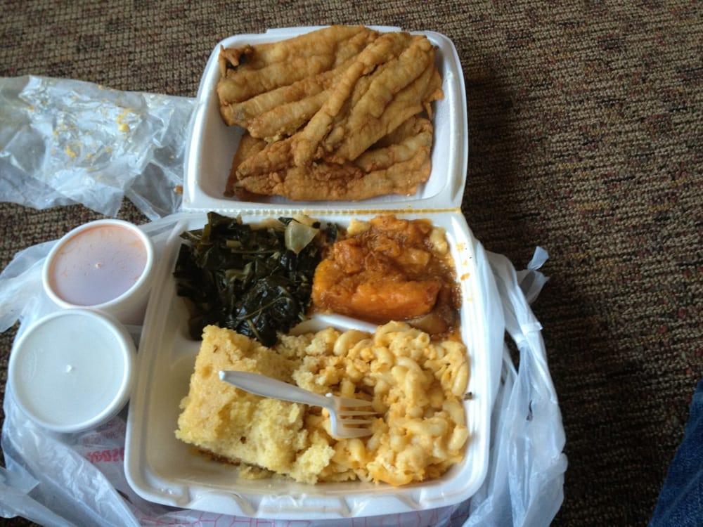 Just Fish Seafood Restaurant in Newark, 357 S Orange Ave ...