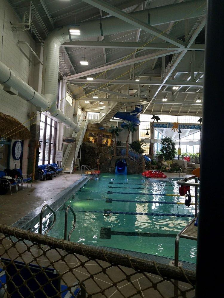 Tropics Indoor Waterpark