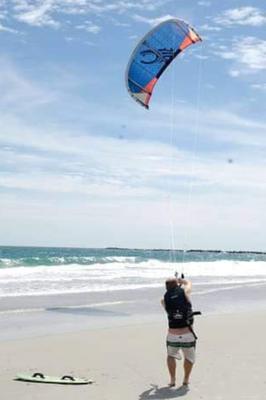 Photo Of Kitesurf Wilmington Wrightsville Beach Nc United States