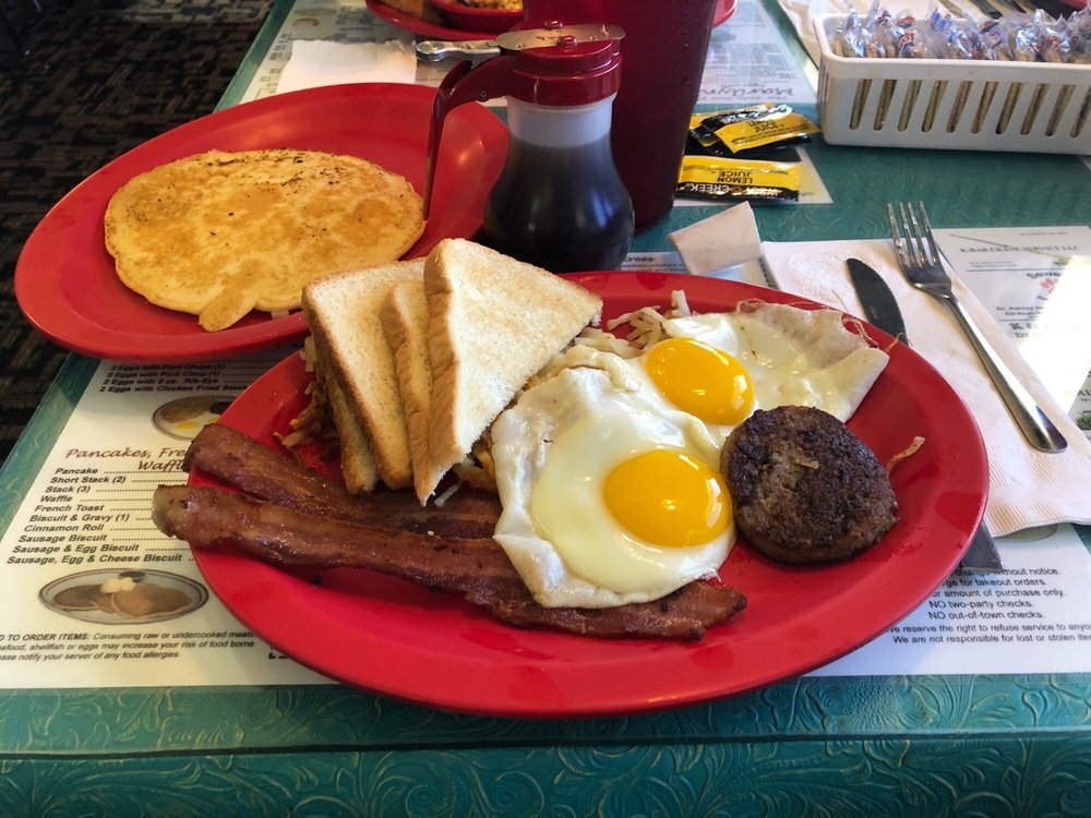 Marilyn's Restaurant: 1211 S George Nigh Expy, McAlester, OK