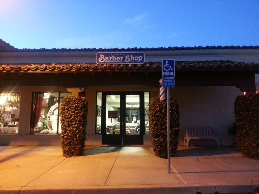 Bonsall Barber Shop: 5256 S Mission Rd, Bonsall, CA